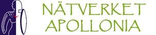 Logo för Nätverket Apollonia